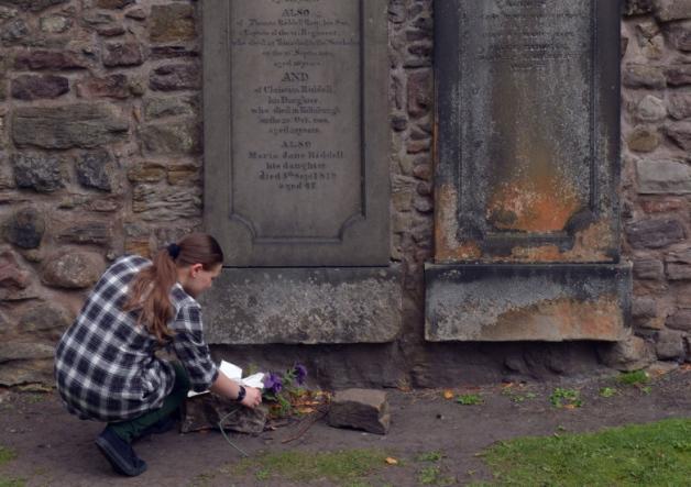 Photo de Phil Wilkinson pour Edinburgh News.