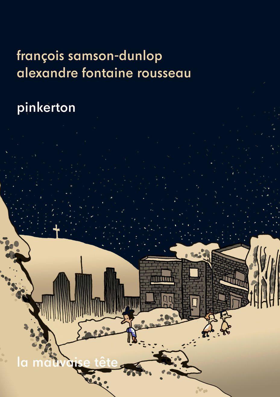 Pinkerton (La mauvaise tête) Couverture du livre