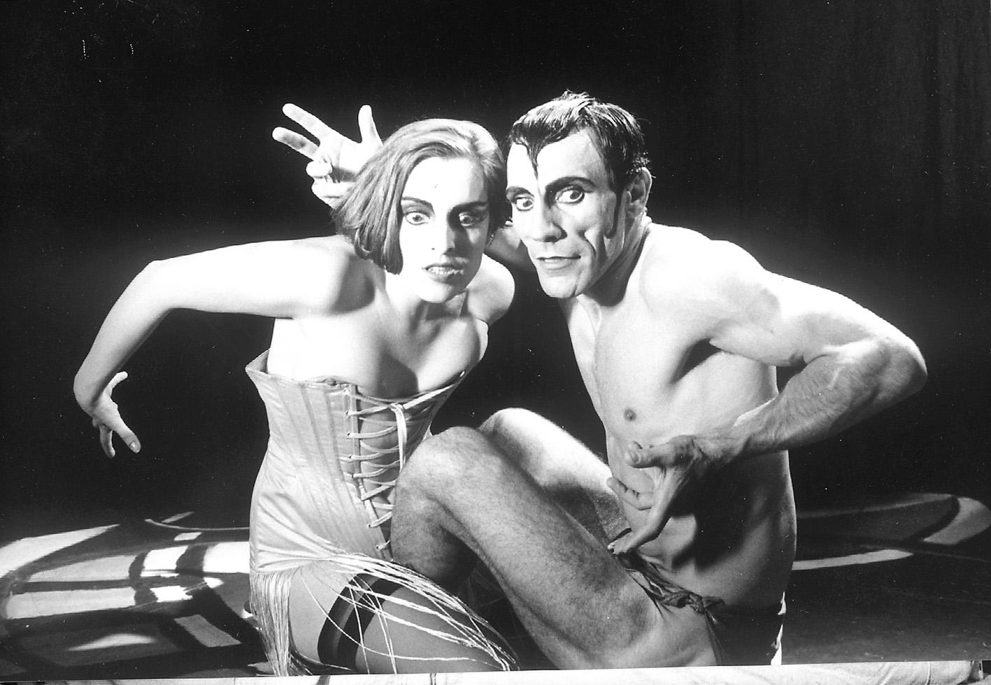 Anita, Tänze des Lasters Spielfilm, 1986, 85 Minuten, 35 mm