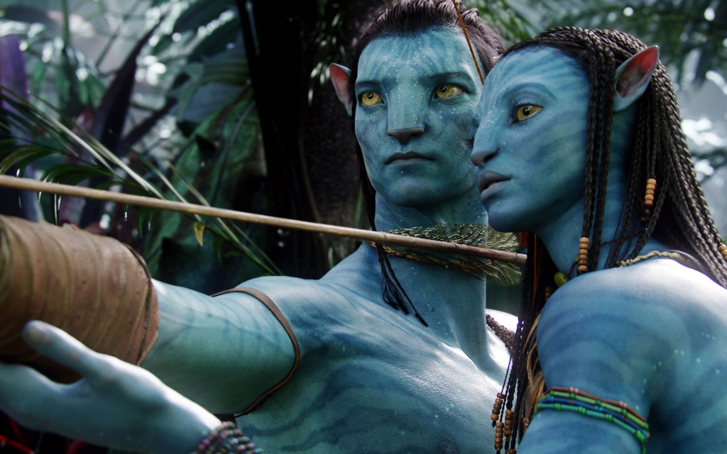 Avatar, réalisé parJames Cameron, 2009. © Twentieth Century Fox France