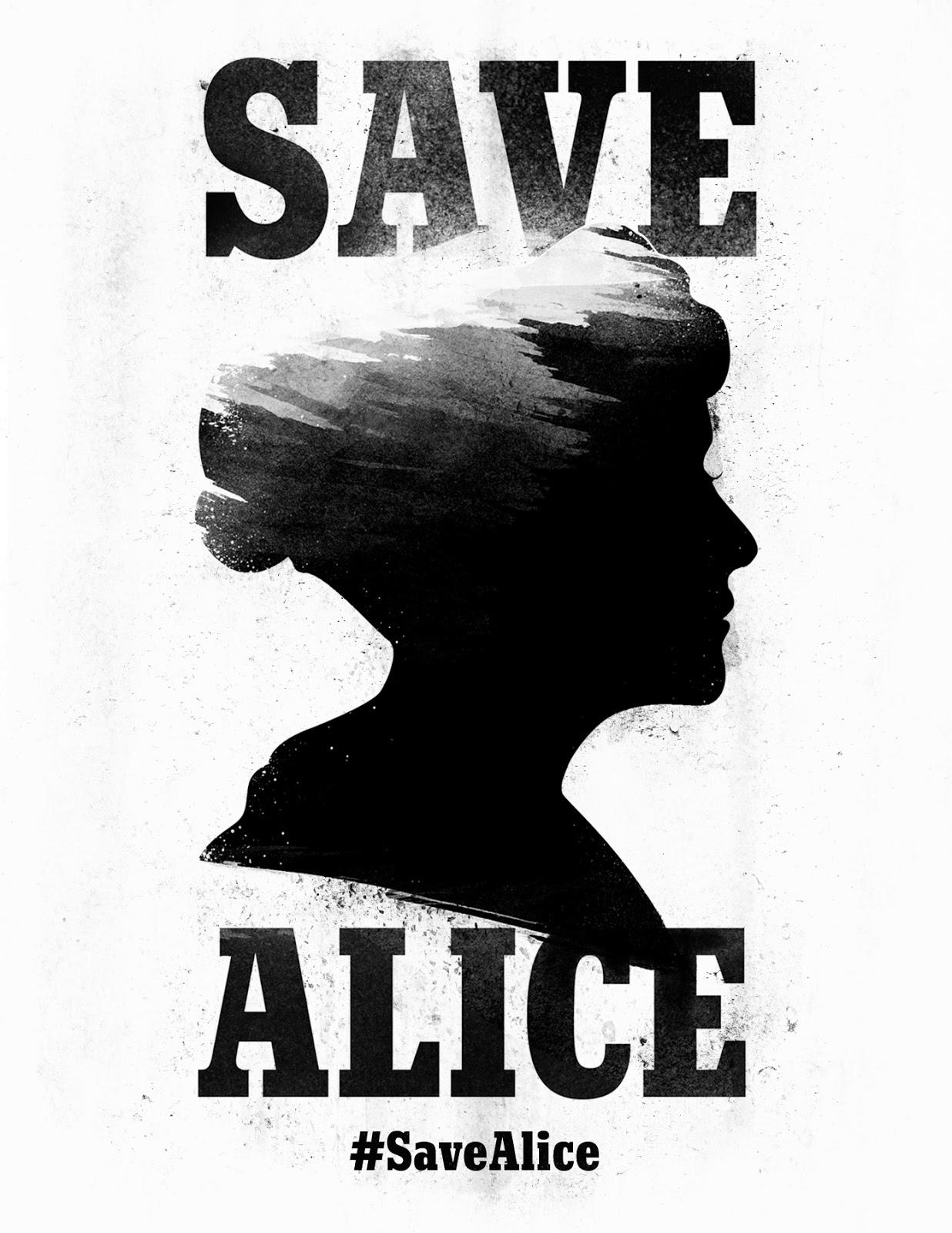 SAVE ALICE