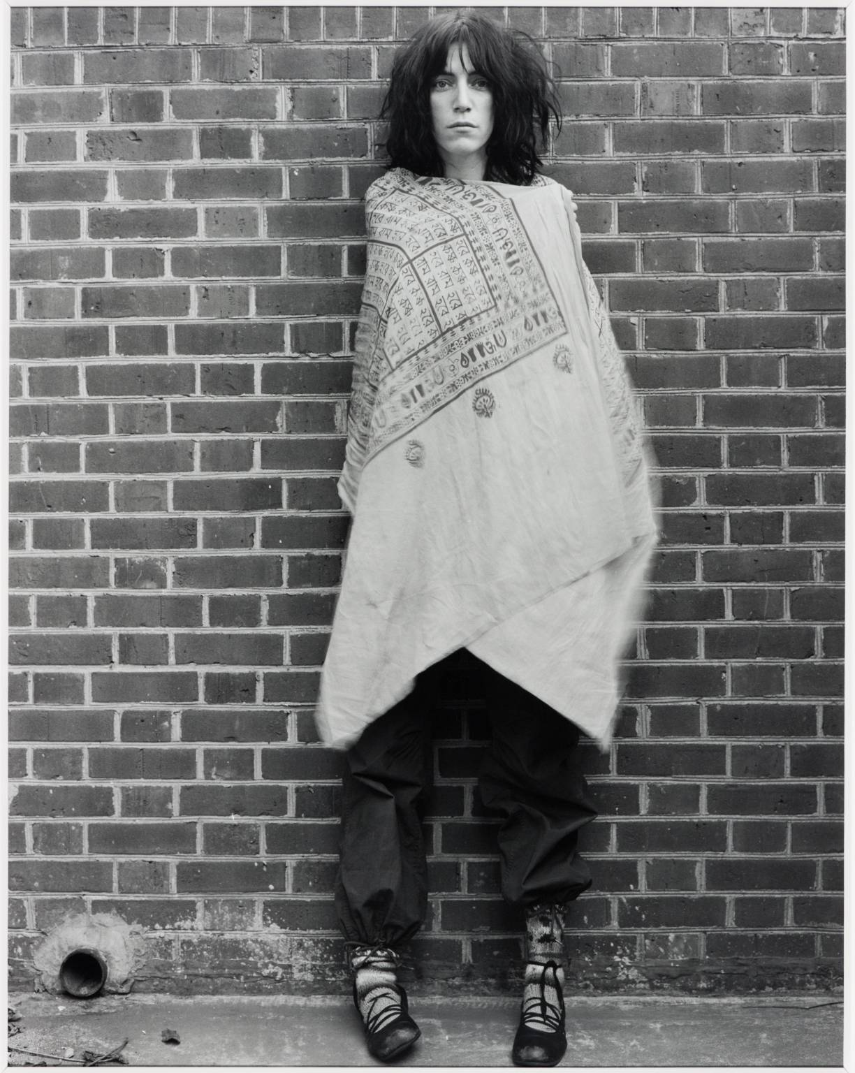 Patti Smith en 1978, © Robert Mapplethorpe Foundation