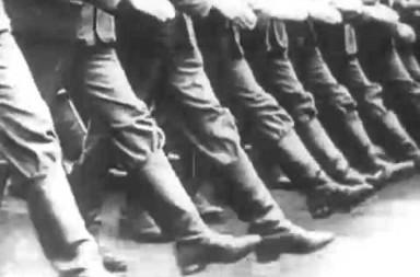 Lambeth Walk Nazi Style