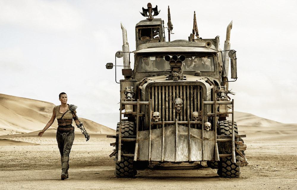 Mad Max: Fury Road, réalisé par George Miller (2015) © Warner Bros.