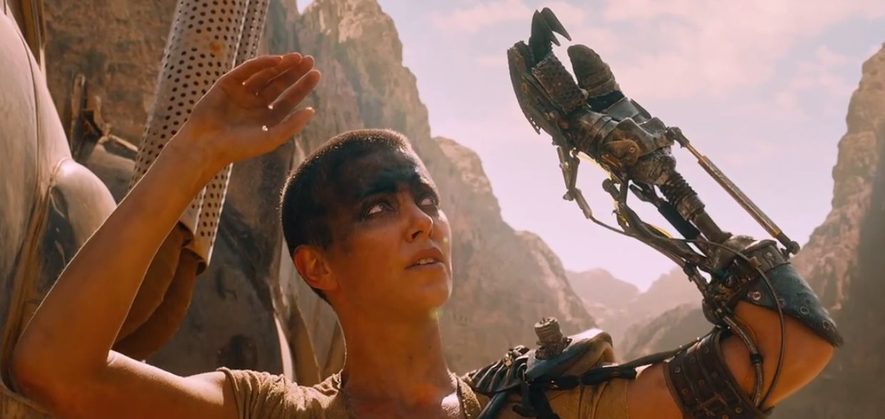 Mad Max: Fury Road, réalisé par George Miller (2015) © Warner Bros.