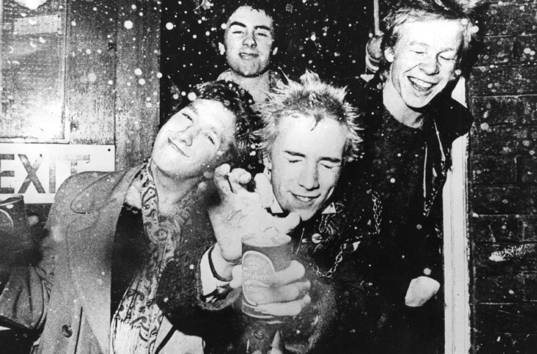 Join told Sex pistols photos join told