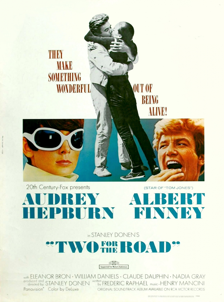Two for the road affiche