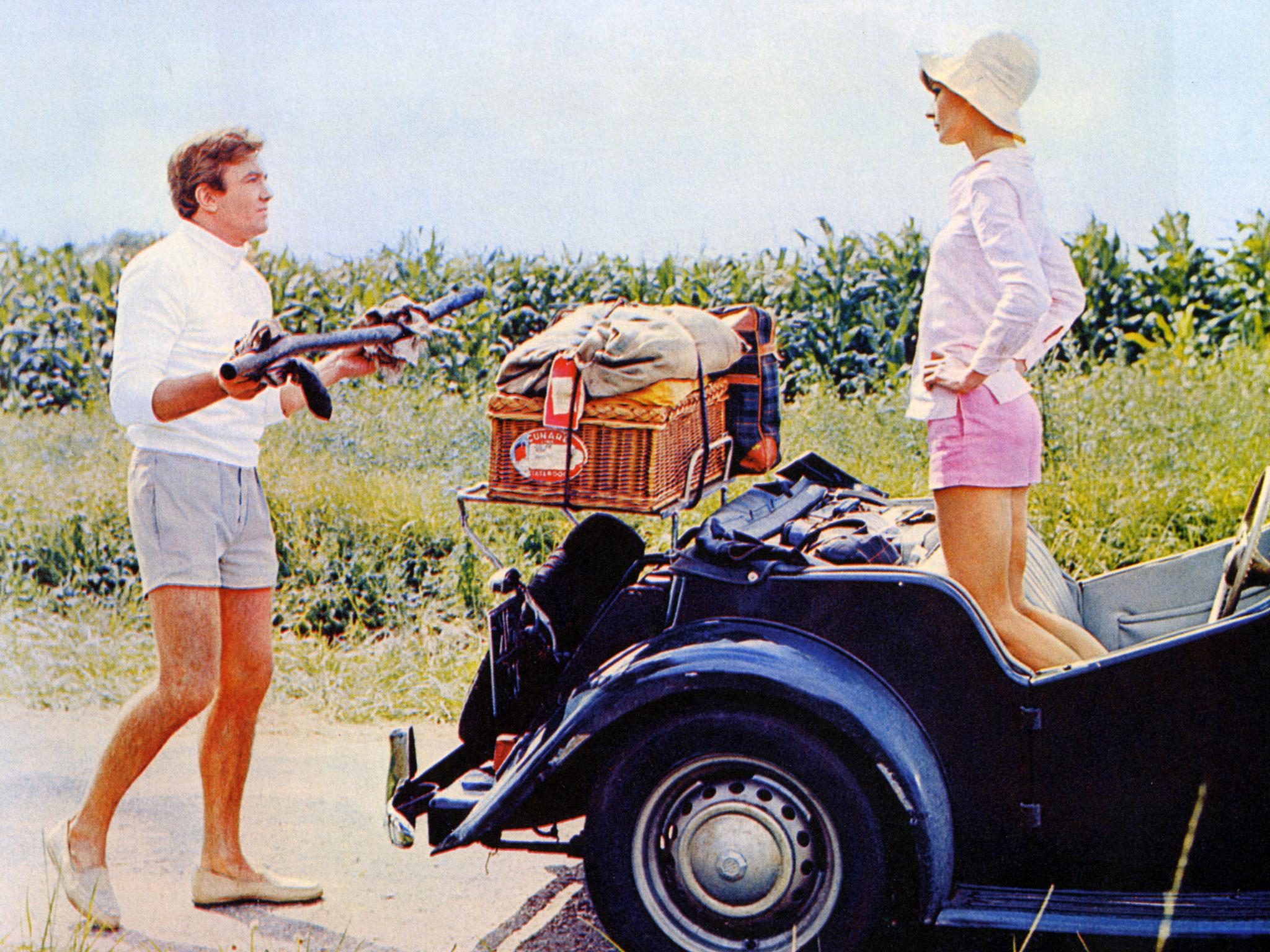 Voyage à deux, réalisé par Stanley Donen (1967) © Action Cinémas / Théâtre du Temple