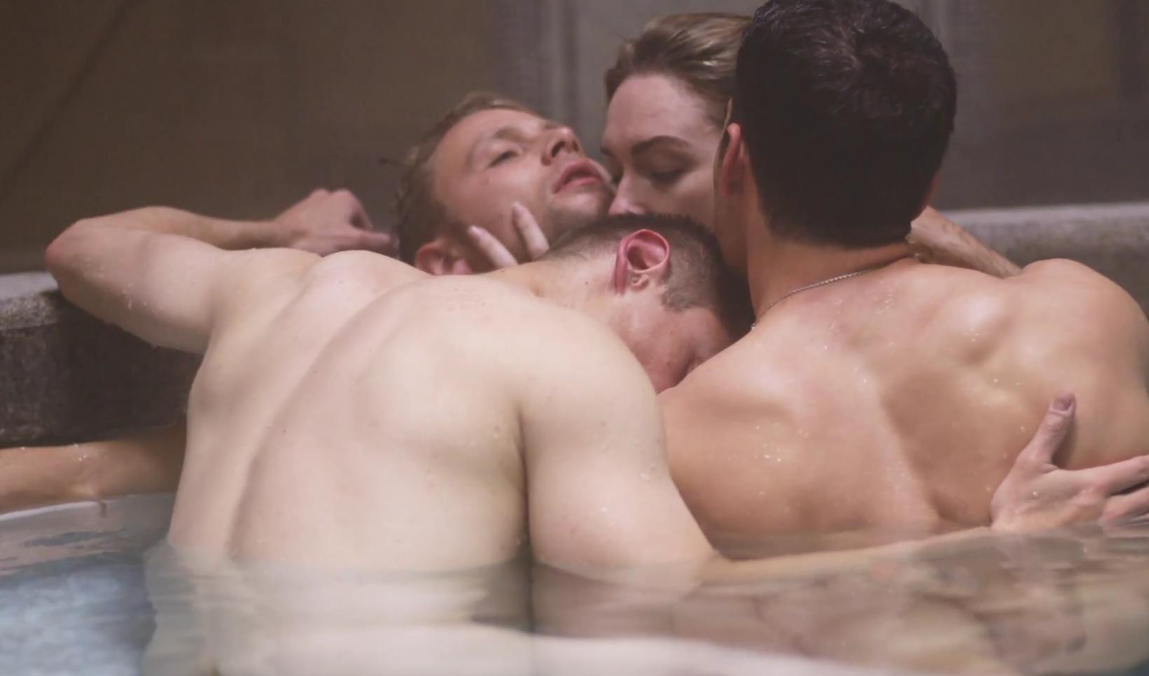 Sense8, créée par Lana et Lilly Wachowski (2015) © Netflix