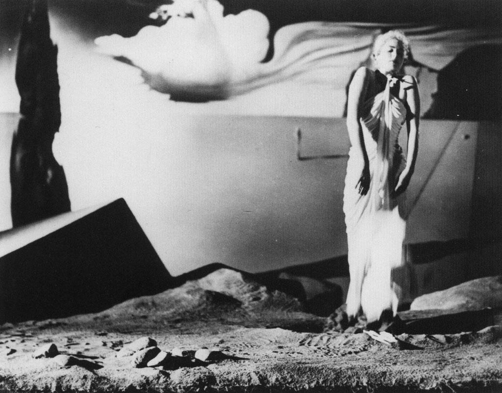 Ingrid Bergman dans La Maison du docteur Edwardes, réalisé par Alfred Hitchcock, 1945