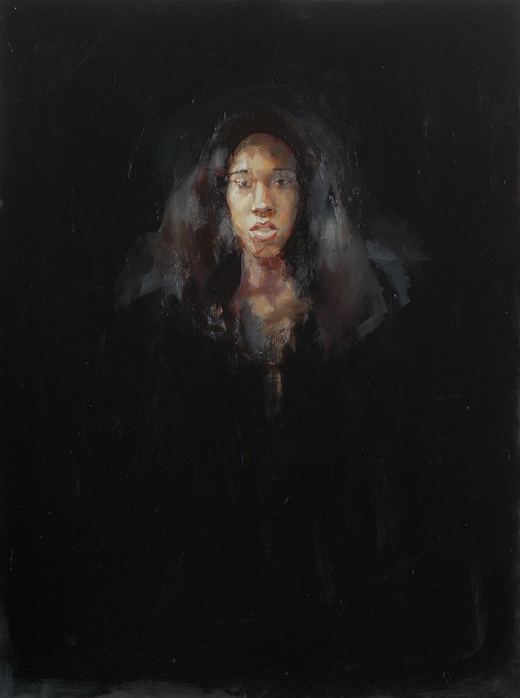 Portrait of Islan Nettles (1991?-2013) © Catherine Graffam