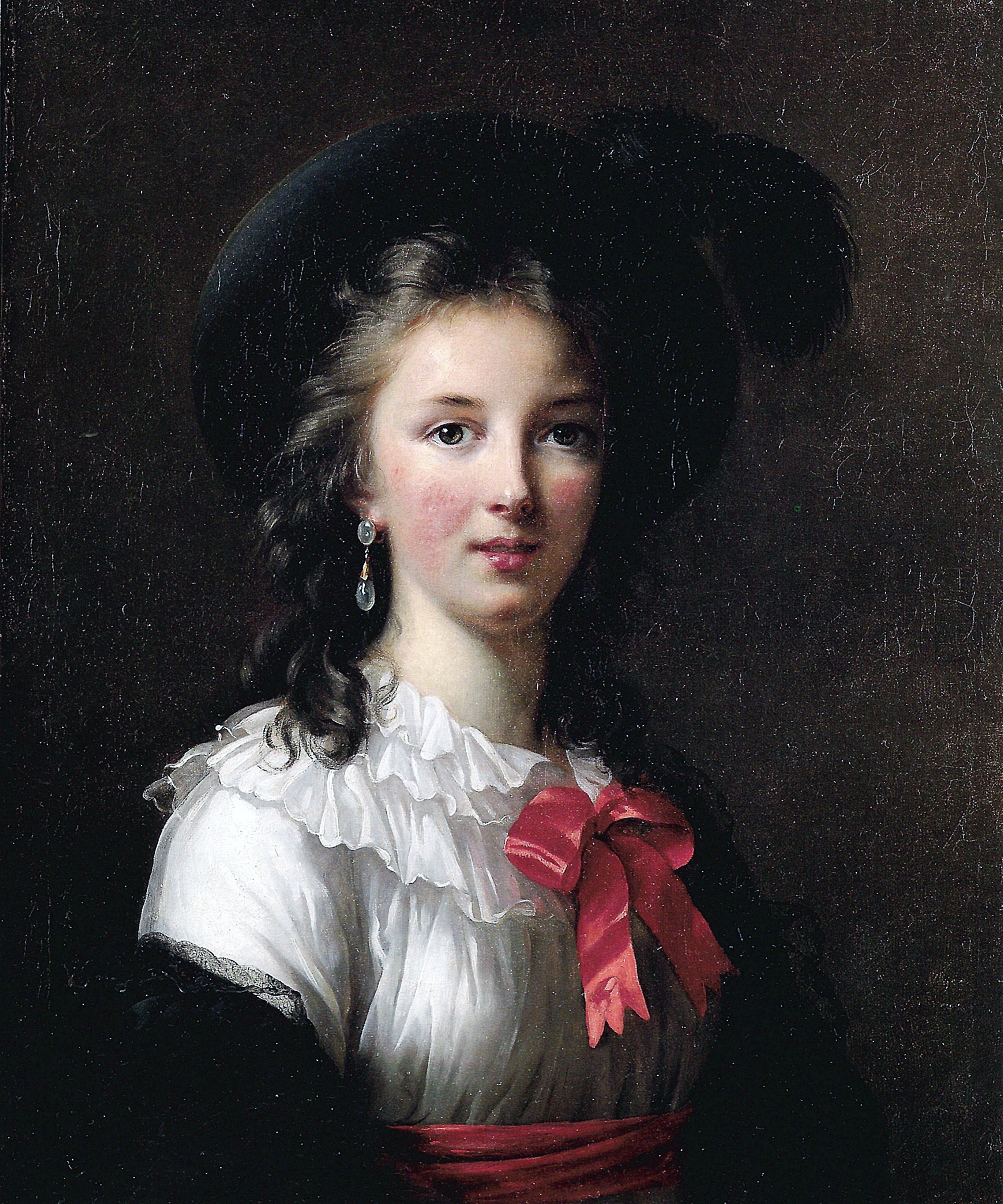 Élisabeth Vigée Le Brun, Autoportrait, Kimbell Art Museum (1781-2)
