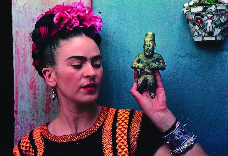 Tenue D Artiste Peintre frida kahlo, une artiste maîtresse de son destin