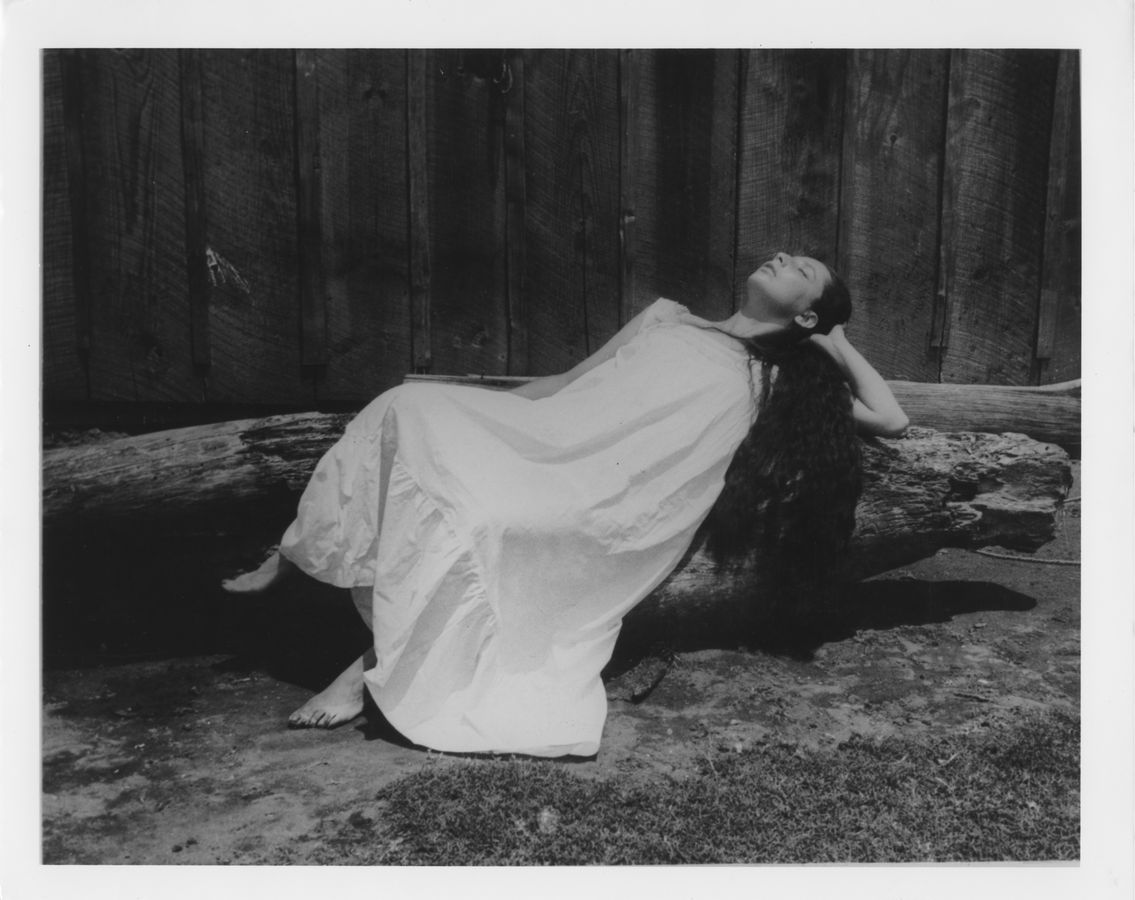 Le Sommeil (Isabel Villaseñor), 1941© Lola Álvarez Bravo, Fondación Televisiva, Mexico