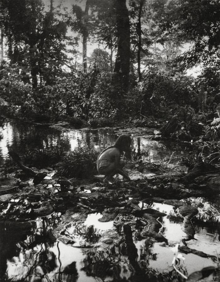 Le bain, 1950 © Lola Álvarez Bravo