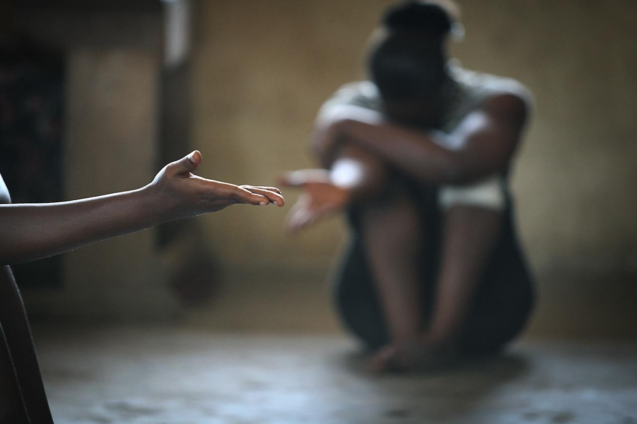 De l'ombre à la lumière, par Joana Choumali ©