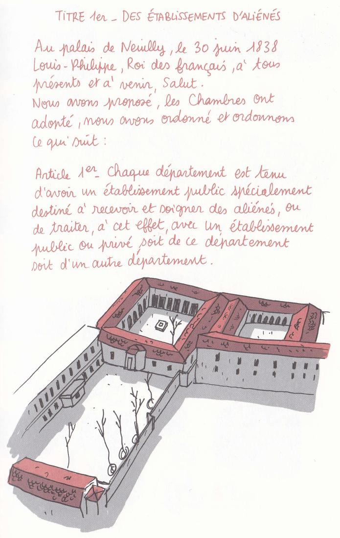 HP, Tome 1 : L'asile d'aliénés © L'Association 2009 Mandel