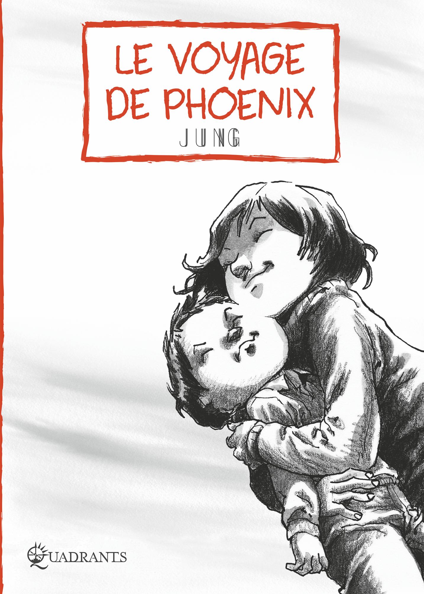 Le voyage de Phoenix Couverture du livre