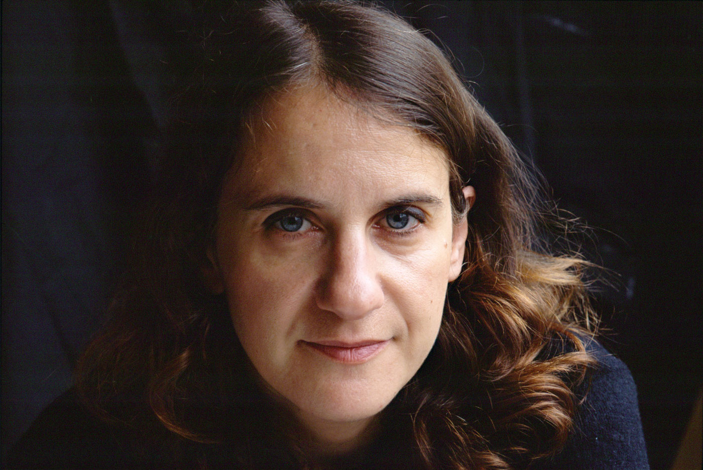 Portrait de Corinne Maier © Ewa Rudlin