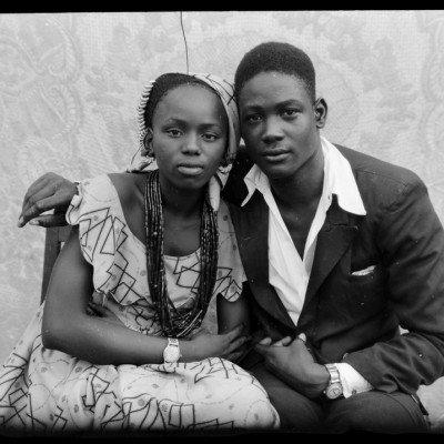 Seydou Keïta , Sans titre, 1949 - 1951 ©