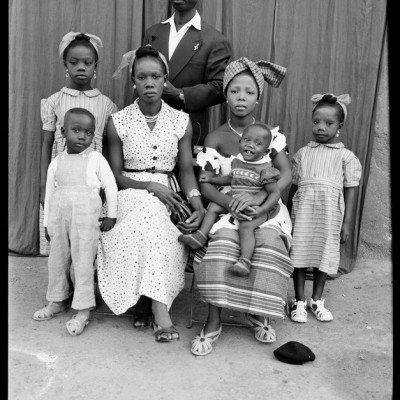 Sans titre 1959-1960 © Seydou Keïta