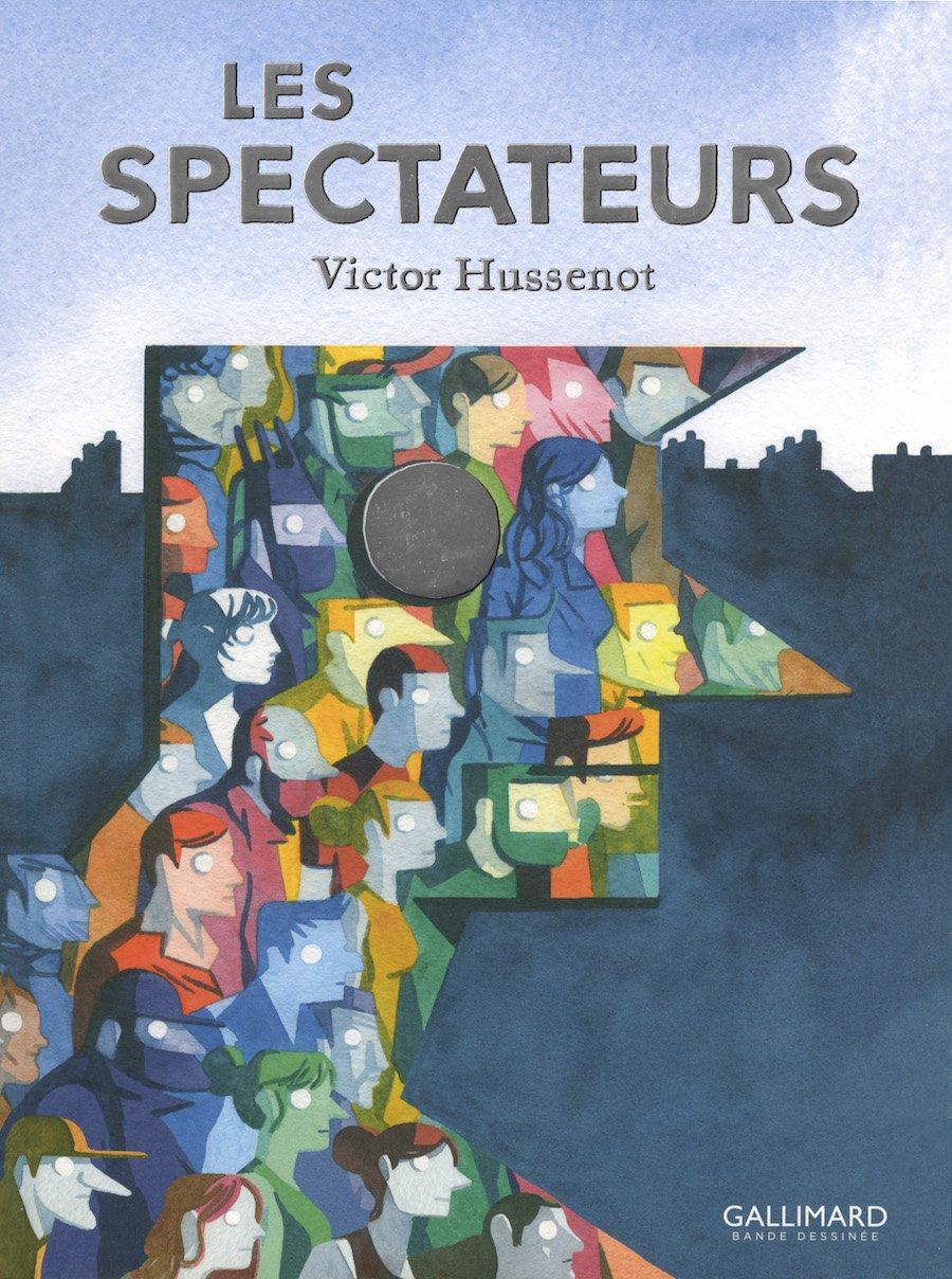Les Spectateurs Couverture du livre