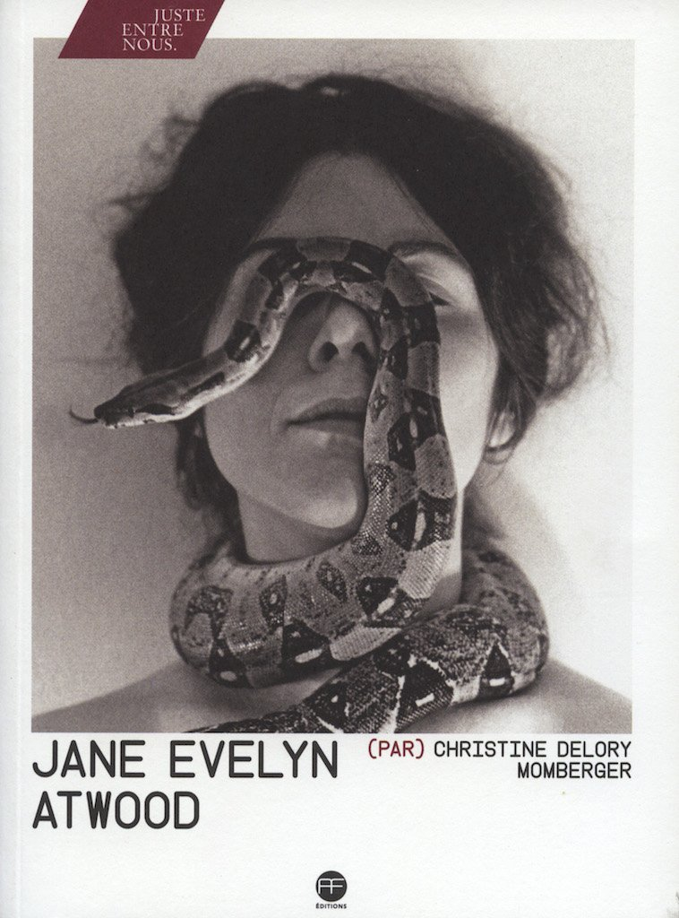 Jane Evelyn Atwood par Christine Delory-Momberger Couverture du livre
