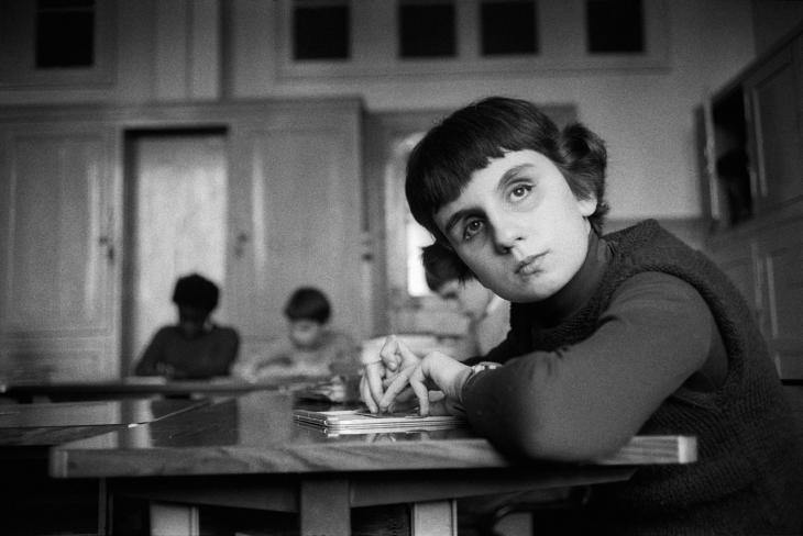 Les aveugles, 1980 © Jane Evelyn Atwood