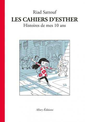Les Cahiers d'Esther Couverture du livre