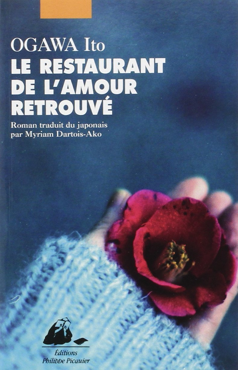 Le Restaurant de l'amour retrouvé Couverture du livre