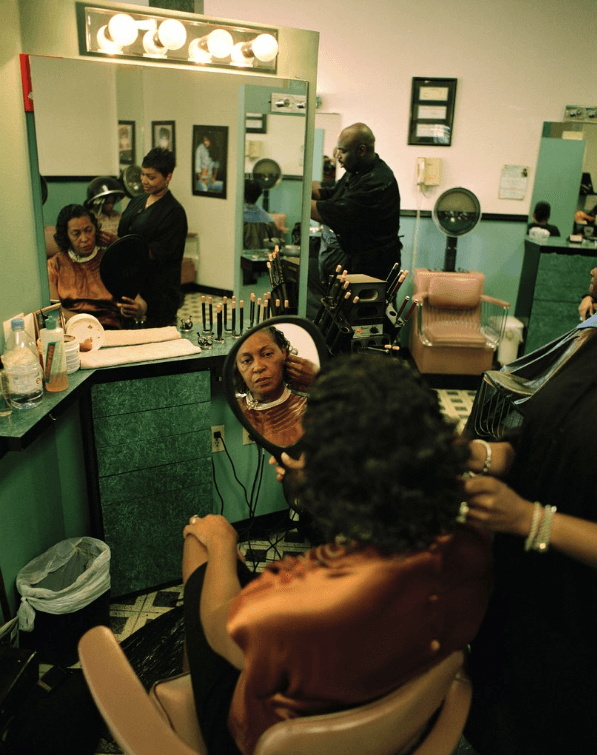 Embracing Eatonville: A Photographic Survey, Syracuse, NY 2003-4 © Deborah Willis