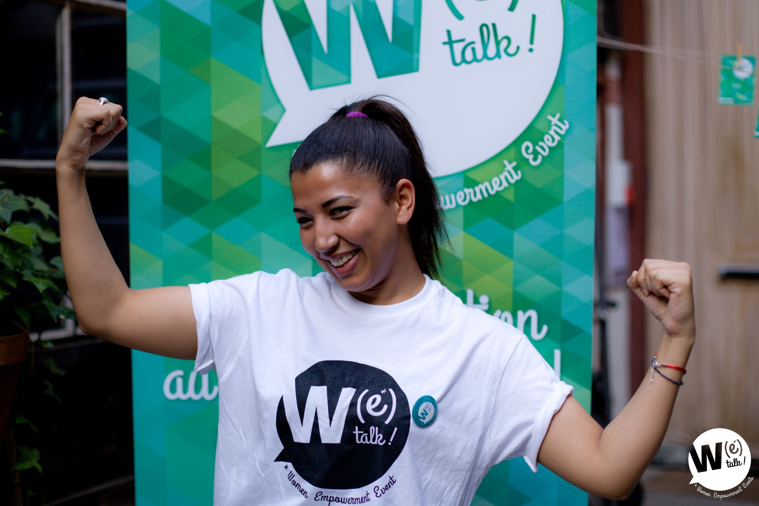W(e)Talk Event 2014, Cartonnerie (Paris) © Tous droits réservés