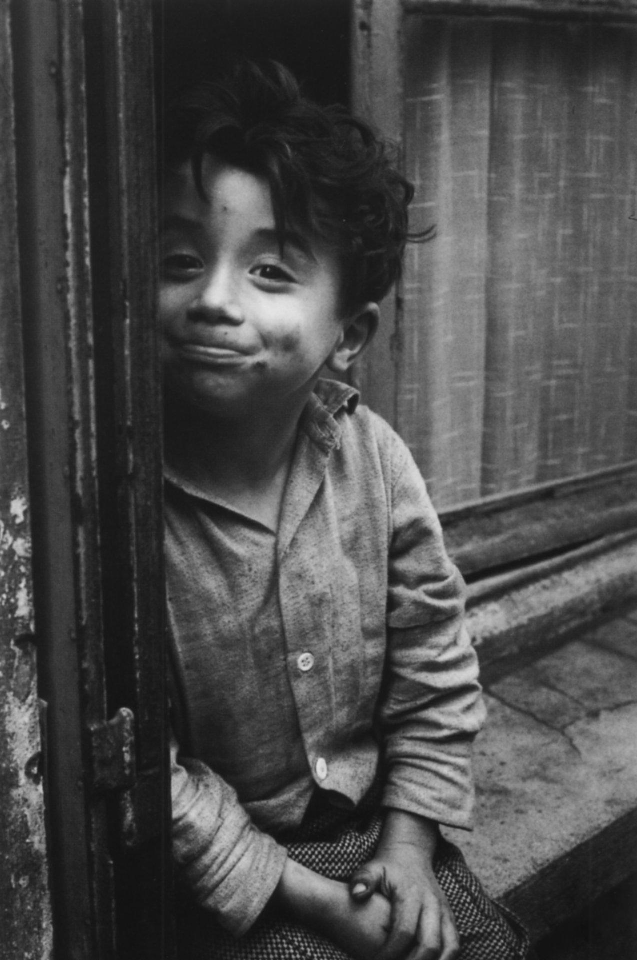 Paris, 1955 © Sabine Weiss