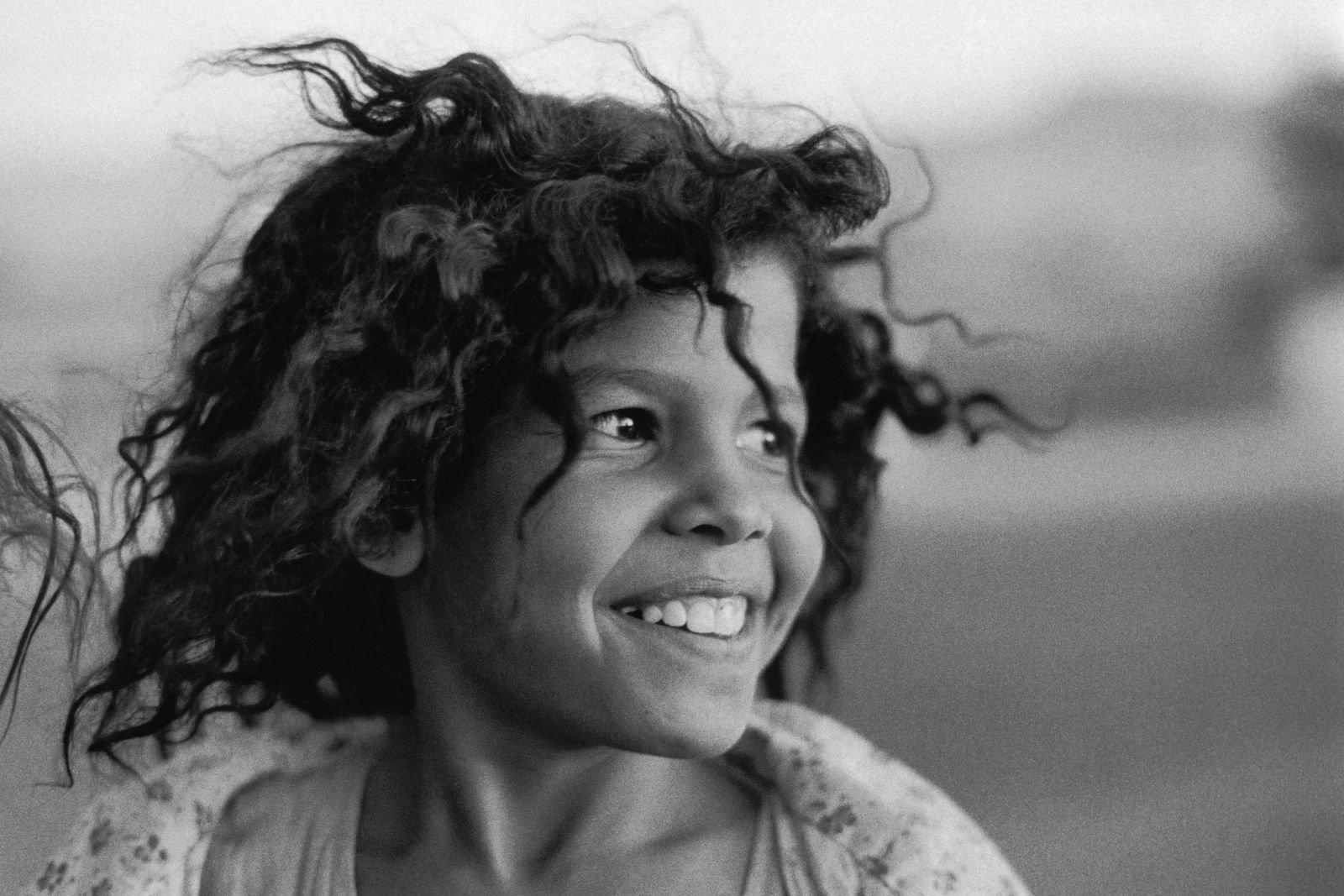 La petite Egyptienne, 1983 © Sabine Weiss