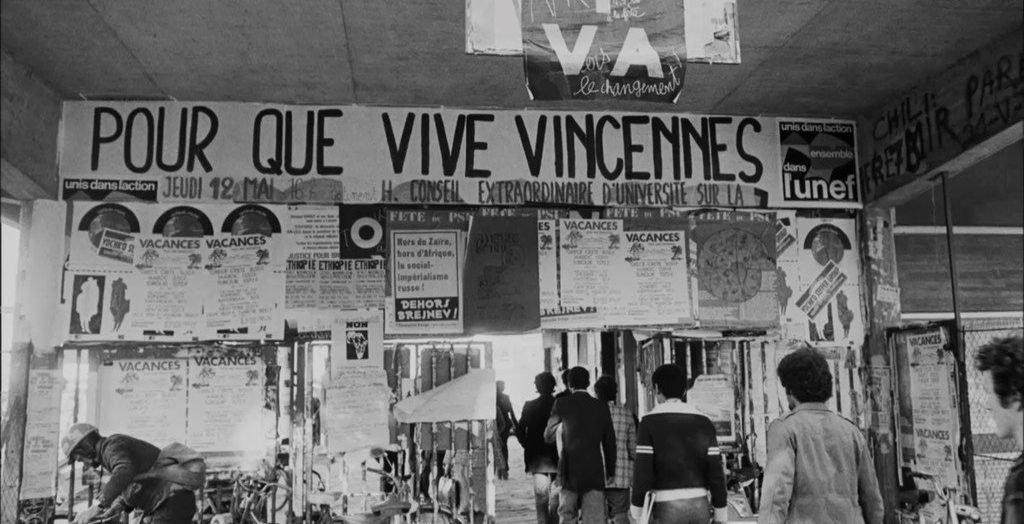 Vincennes, l'université perdue © Agat Films & Cie