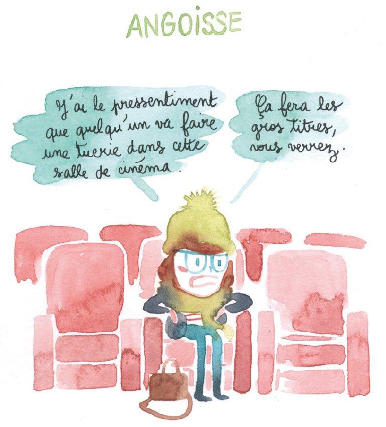 Éloge de la névrose en 10 syndromes, de Leslie Plée © Delcourt