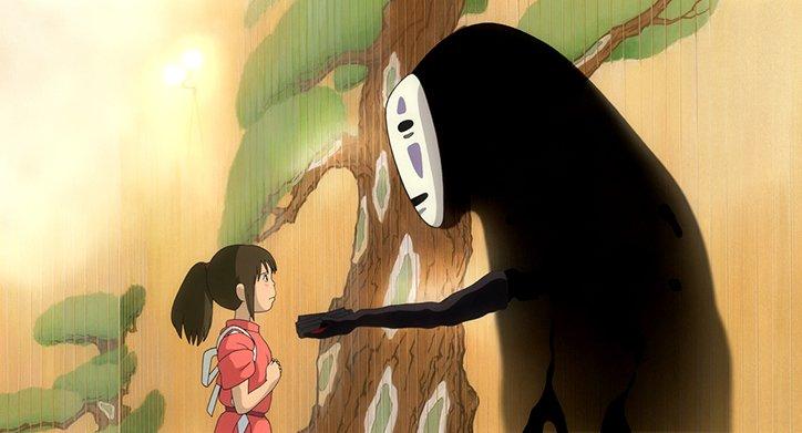 Le Voyage de Chihiro, réalisé par Hayao Miyazaki (2001) © Buena Vista International