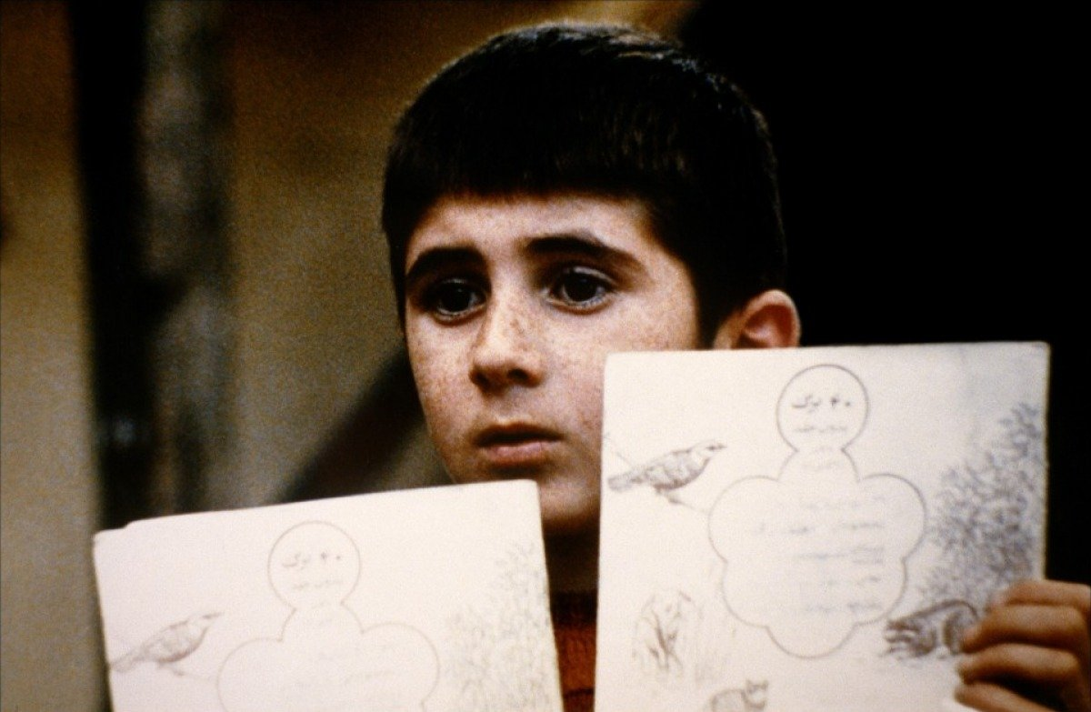 Où est la maison de mon ami, © Abbas Kiarostami/Kanoon, 1987
