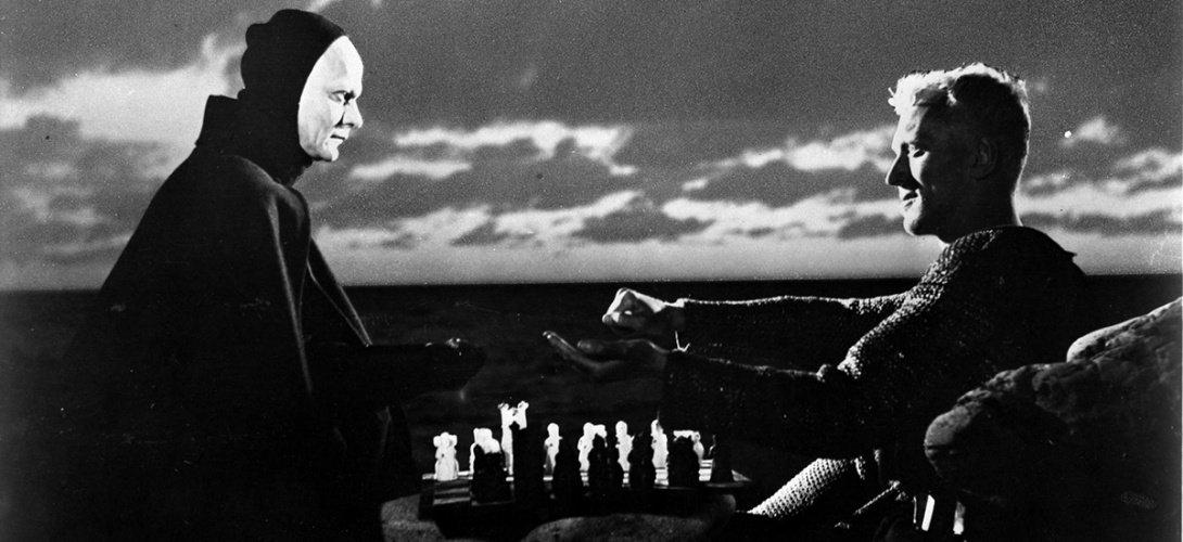 Le Septième Sceau, réalisé par Ingmar Bergman (1957) © Carlotta Films