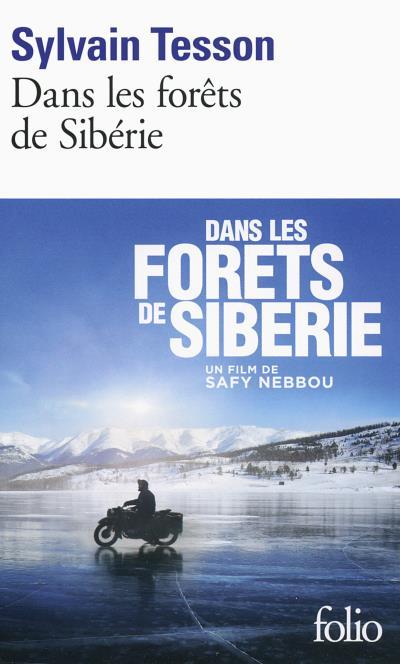 Dans les forêts de Sibérie Couverture du livre