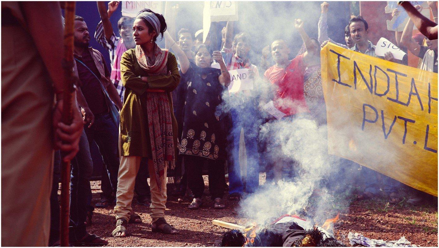 Déesses indiennes en colère, réalisé par Pan Nalin (2016) © A.R.P. SELECTION