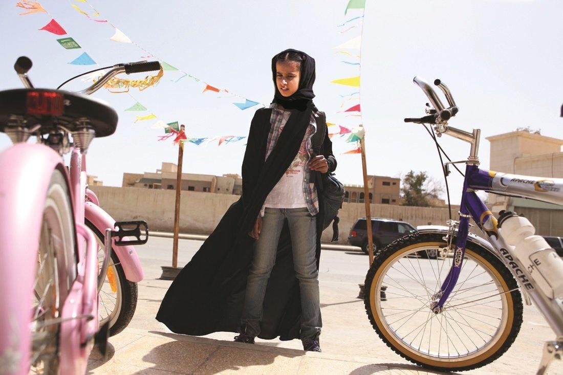 Wadjda, réalisé par Haifaa al-Mansour (2013) © Pretty Pictures