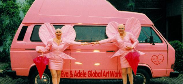 Eva & Adele