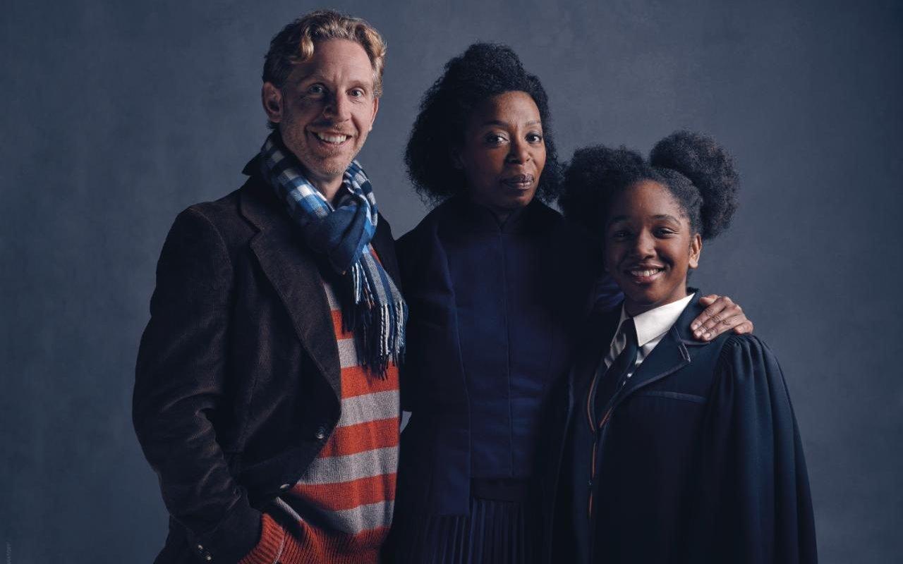 Noma Dumezweni dans le rôle d'Hermione © Charlie Gray