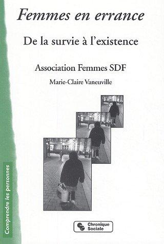 femmes en errance