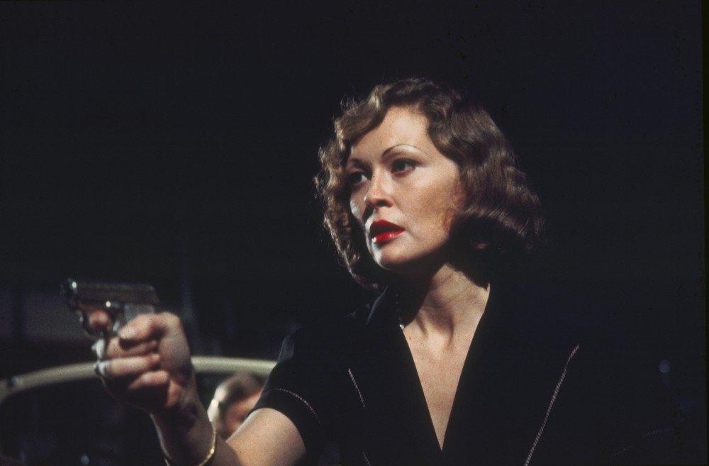 Faye Dunaway dans Chinatown, réalisé par Roman Polanski (1974)