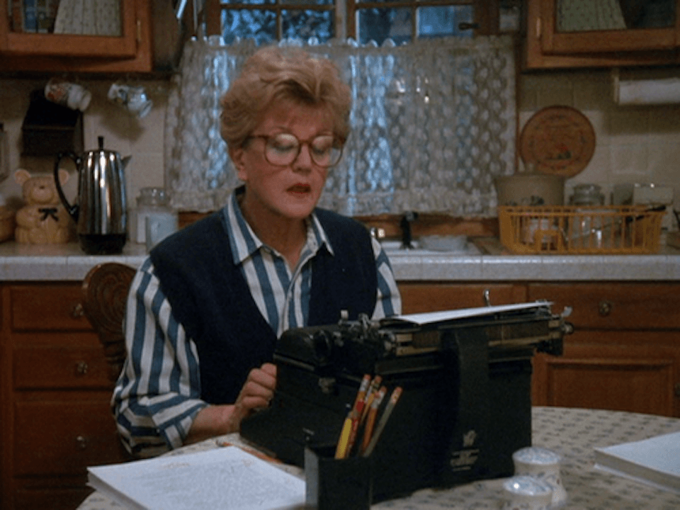 Jessica Fletcher approves this message.