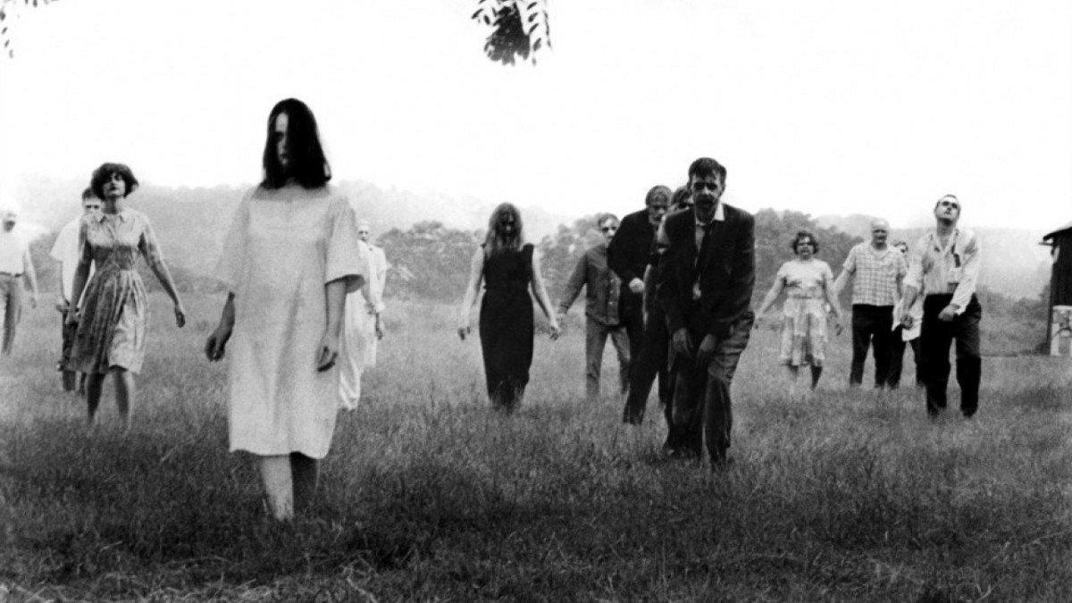 La Nuit des morts-vivants, réalisé par George A. Romero, 1970 © Films sans Frontières