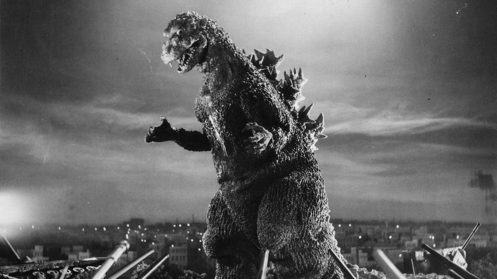 Godzilla, réalisé par Ishirō Honda, 1954