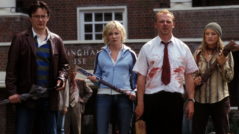 Shaun of the Dead, réalisé par Edgar Wright, 2005 © Rogue Pictures